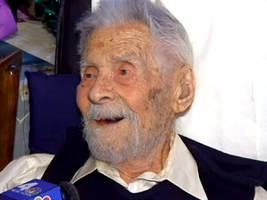 Oldest man in the world dies aged 111